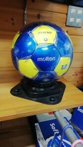モルテン 少年用サッカーボール4号 ペレーダ 一点限り 処分品 半額!