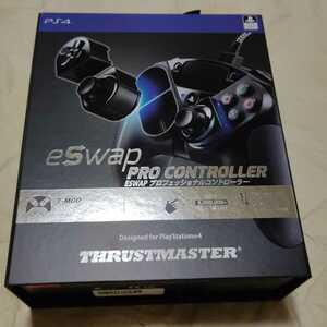 【送料込】スラストマスタープロコントローラーThrustmaster eSwap Pro Controller