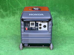 HONDA ガソリンエンジン発電機 EU24i 防音・インバータータイプ 出力2.4kVA