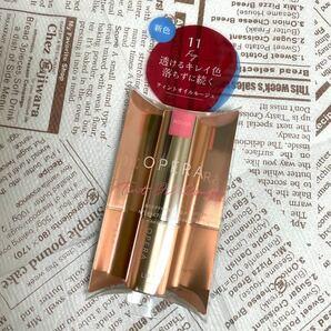 【新色】オペラ リップティント 11 フィグ