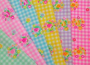 Pinks オリジナル生地【baby rose】全6色