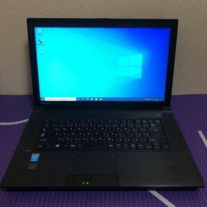Dynabook B554/M i5-4100M 4GB HDD500GB Office2016