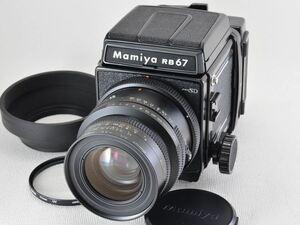 [良品]Mamiya (マミヤ) RB67 Pro SD /K/L 90mm F3.5 120フィルムバック[保証](20363)