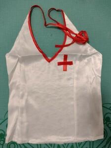 コスプレ仮装衣装 ナース制服 5点セット