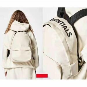 fear of god リュックサック バッグフィアオブゴッド 未使用ですが汚れあり Essentials FEAR OF GOD Backpack バッグパック
