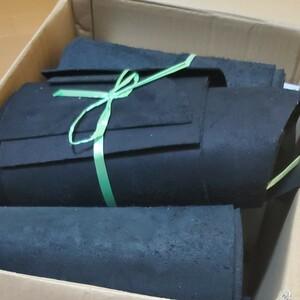 ラスト1点 大判ハギレ 革 ハギレ 箱詰め 100~120サイズ レザークラフト ハンドメイド材料