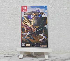 モンスターハンター ライズ Monster Hunter RISE ニンテンドースイッチ ソフト 送料無料 ケース付