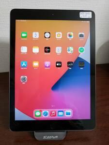 623BP iPad 6(第6世代、9.7インチ)A10 RAM 2GB 32GB Space Gray A1954 Gold バッテリー88%【apple・ジャンク・タブレット】