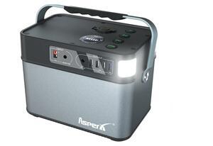 AsperX ポータブル電源 A61大容量140277mAh・アウトドア両用バックアップ電源 大容量蓄電池 PSE認証済 定格500W 瞬間最大600W