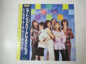 57665■LP ニュートン・ファミリー Newton Family Greatest Hits RPL-8091