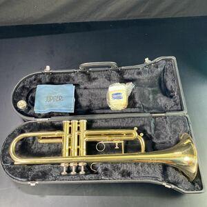 良品 DF859 管楽器 JUPITERトランペット K.H.S. MUSICAL INSTRUMENT TAIWAN ハードケース入り JTR-300 004647 JUPITER 7 C