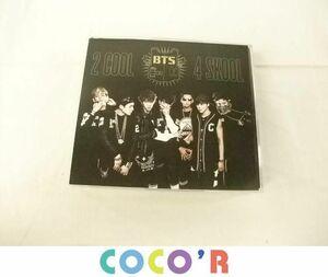 【同梱可】中古品 韓流 防弾少年団 BTS 2 COOL 4SKOOL O! RUL8.2? 2CD DVD