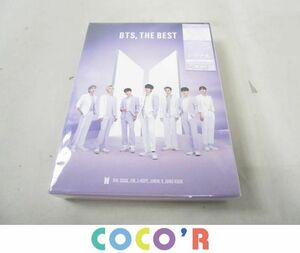 【同梱可】良品 韓流 防弾少年団 BTS CD Blu-ray BTS THE BEST 初回生産限定盤A