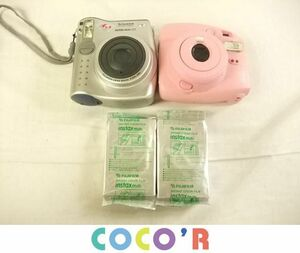 [ including in a package possible ] secondhand goods consumer electronics Cheki FUJIFILM instax mini8+ other goods set
