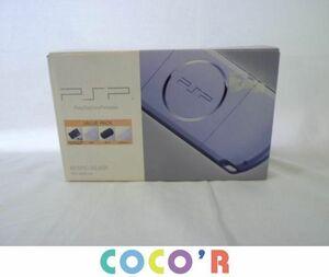 【同梱可】中古品 ゲーム PSP 本体 PSP3000シリーズ ミスティックシルバー