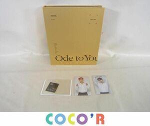 【同梱可】中古品 韓流 SEVENTEEN WORLD TOUR Ode to You IN SEOUL Blu-ray トレカ ミンギュ ドギョム