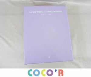 【同梱可】良品 韓流 防弾少年団 BTS DVD WINTER PACKAGE フィルムフォト SUGA ユンギ