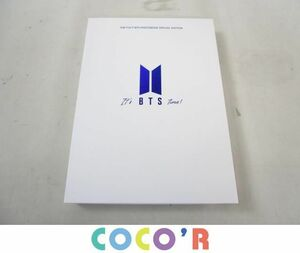 【同梱可】良品 韓流 防弾少年団 BTS 写真集 フォトブック THE FACT BTS PHOTO BOOK SPECIAL EDITION