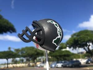 2019 hawaii Jack in the Box UH football アンテナボール アンテナトッパ― USDM HDM ハワイ ジャックインザボックス US仕様