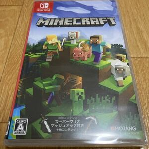 Minecraft マインクラフト Nintendo Switch ニンテンドースイッチ 任天堂