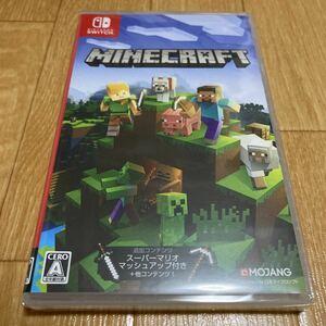 Minecraft マインクラフト Nintendo Switch ニンテンドースイッチ マイクラ