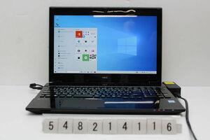 NEC PC-NS350HAB Core i3 7100U 2.4GHz/8GB/256GB(SSD)/Blu-ray/15.6W/FHD(1920x1080)/Win10 【548214116】
