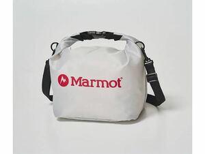 marmot ナイロン巾着ポーチ