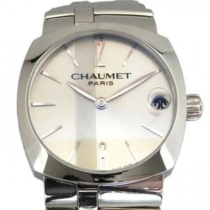 ショーメ CHAUMET ミスダンディ W1166029K シルバー文字盤 中古 腕時計 レディース