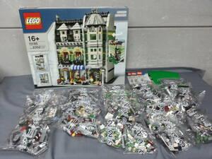 2ZN1575 LEGO レゴブロック 10185 GREEN GROCER 2352ピース 未組立 取り扱い説明書付き by1012