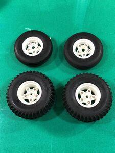 【未使用】タミヤ グラスホッパーXB 2WDバギータイヤ