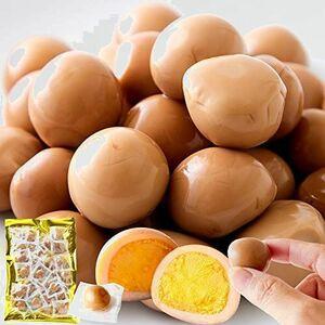 新品 未使用 味付うずらのたまご 天然生活 5-F3 徳用 個包装 (30個) 国産 玉子 うずら卵 醤油味 常温 おつまみ