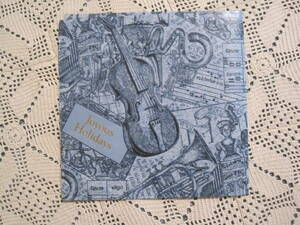 USA ヴィンテージ 包装紙 ラッピングペーパー 音楽 楽器 アンティークデザイン メッセージ 2枚入り 未使用