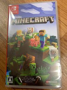 マインクラフト Minecraft Nintendo Switch ニンテンドースイッチ ソフト