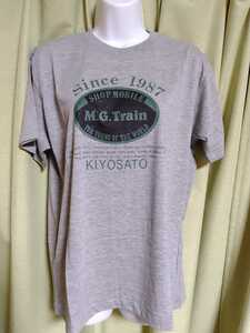 JR東日本 清里 M.G.Train Tシャツ Mサイズ 未使用