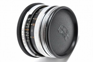 Carl Zeiss Tessar 50mm F2.8 Icarex カール ツァイス テッサー 50/28 キャップ イカレックス ドイツ製 Germany 5 2.8
