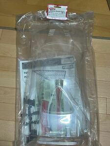 京商 KYOSHO ボディセット NSX 2005 ピュアテンサイズ WB260mm弱 幅200mm