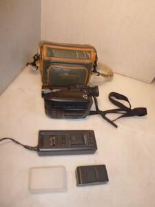 パナソニック NV-S5 S-VHS-C MOVIE CAMERA ジャンク