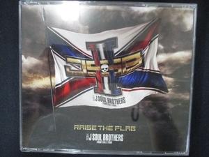 677#■中古CD RAISE THE FLAG/三代目 J Soul Brothers from EXILE TRIBE
