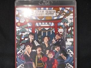 676#中古BD BULLET TRAIN ARENA TOUR 2017-2018 THE END FOR BEGINNING AT OSAKA-JO HALL [Blu-ray]/超特急