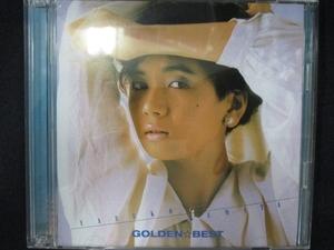 676#中古CD ゴールデン・ベスト/桑田靖子