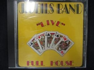 677#中古CD フルハウス/J.ガイルズ・バンド