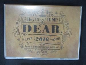 677#中古DVD Hey! Say! JUMP LIVE TOUR 2016 DEAR./Hey!Say!JUMP