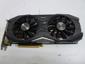 300916◆ZOTAC GeForce GTX 1070 8GB ジャンク◆