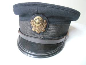 ☆ 鉄道グッズ 国鉄 駅員 営業 帽子 レトロ 昭和 希少