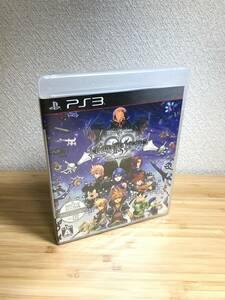 送料込み!!新品未開封!レア品!★キングダム ハーツ -HD 2.5 リミックス- - PS3★