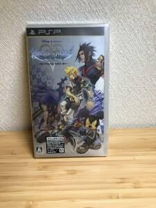 送料込み!!新品未開封!★キングダムハーツ バースバイスリープ ファイナルミックス - PSP★