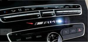 NEW デザイン AMG ダッシュボード専用 エンブレム CLA45 A45 C63 CLS63 E63