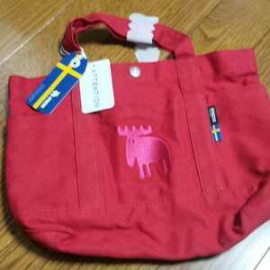 MOZ 帆布トートバッグ 新品未使用 横約30cm とてもかわいいトートバッグです 人気商品