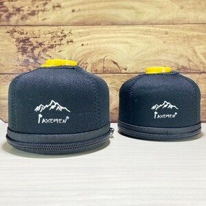 OD缶カバー 250サイズ用 2個セット ウエットスーツ素材 ガスカートリッジの保護に!