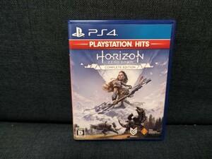 PS4ソフト ホライゾンゼロドーン コンプリートエディション